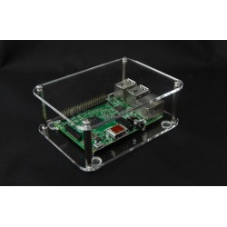 Obudowa do Raspberry Pi Model 2/B+ RP-P + HiFiBerry
