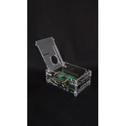 Obudowa do Raspberry Pi 3/2/B+ RP-P-O-Sr   trans