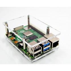 Obudowa Raspberry 4b RP4 Ov2 t