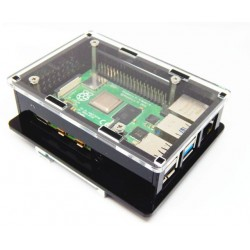 Obudowa do Raspberry Pi model 3/2/B+ , na szynę DIN versja 2