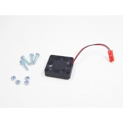 Wentylator do Raspberry Pi model 4b 3B+ 3B 2B , Odroid C1