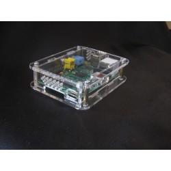 Obudowa do Raspberry Pi - otwarta z bokami