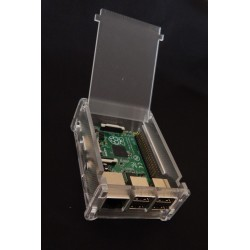 Obudowa do Raspberry Pi Model 2/B+ RP-P O